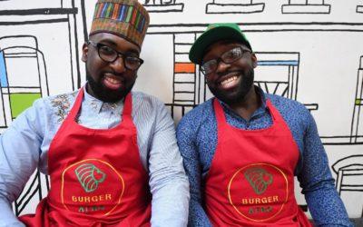 Lille Au Burger Afro, ce samedi, les Tontons condensent l'Afrique dans un sandwich