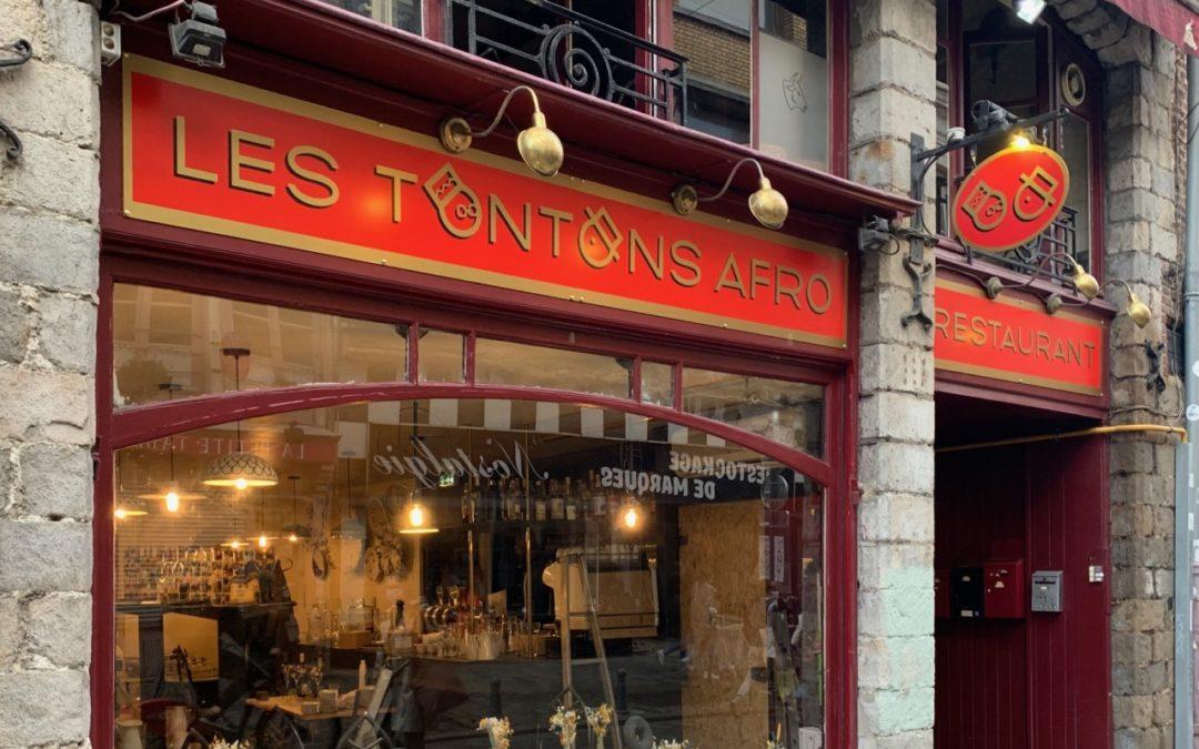 Les Tontons Afro délectent désormais le Vieux Lille avec leurs spécialités afro