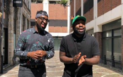 Les tontons : des chti-camerounais et leurs burgers afros