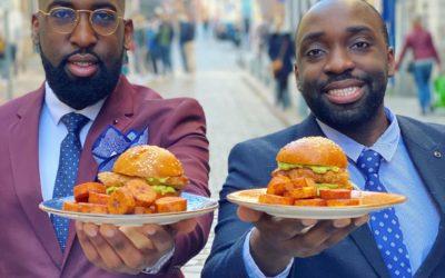 Tontons Freddy et Gaudrey Chokoté : deux frères entrepreneurs